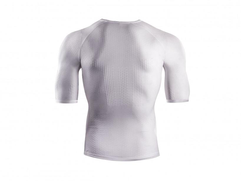3D Thermo UltraLight SS Shirt weiß