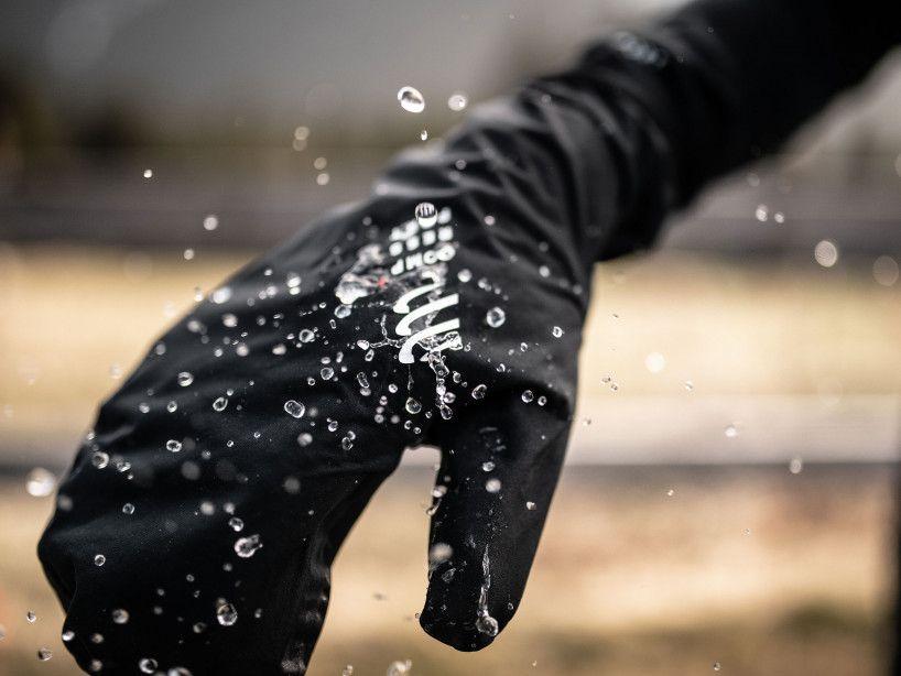 Hurricane Waterproof 10/10 Mittens schwarz