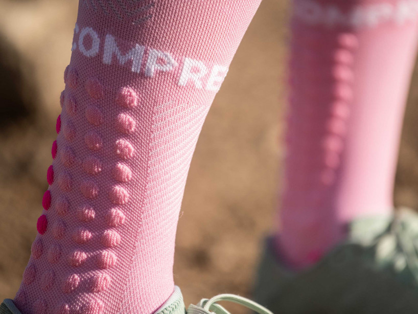 Full Socks Run pink