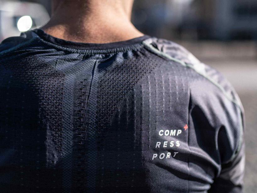 Racing SS T-Shirt schwarz