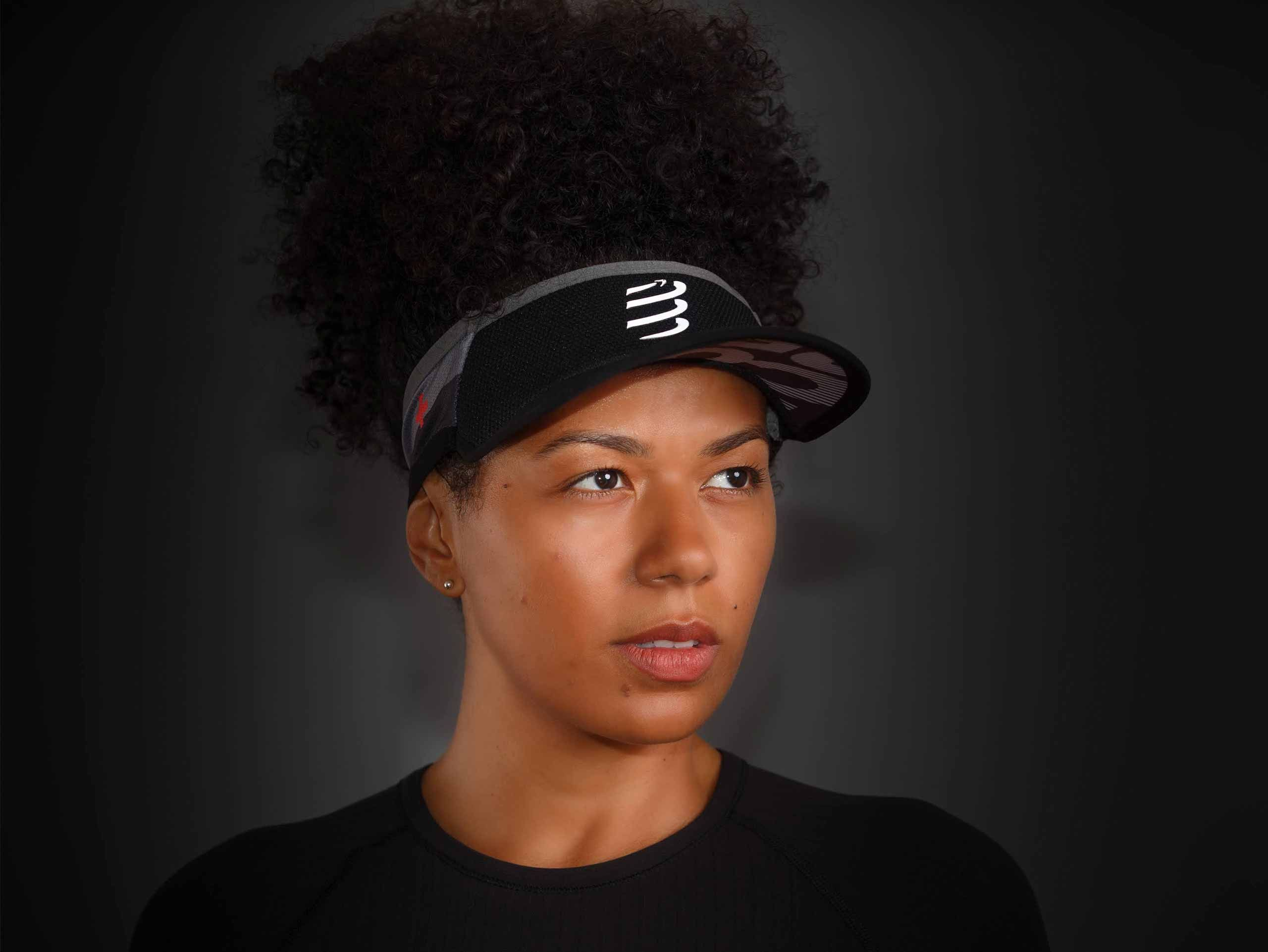 Visor Ultralight Flash BLACK