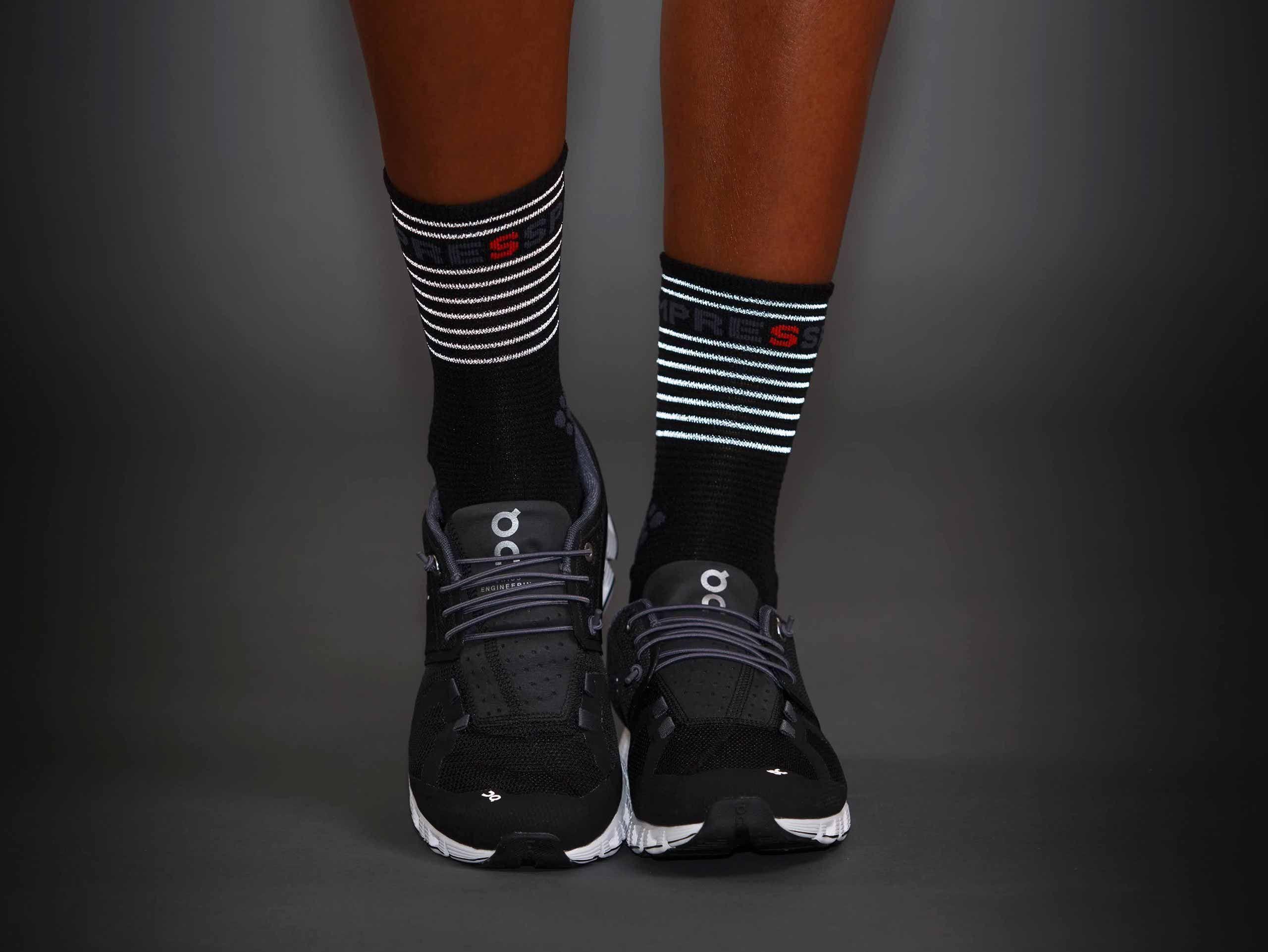 Pro Racing Socks Flash BLACK