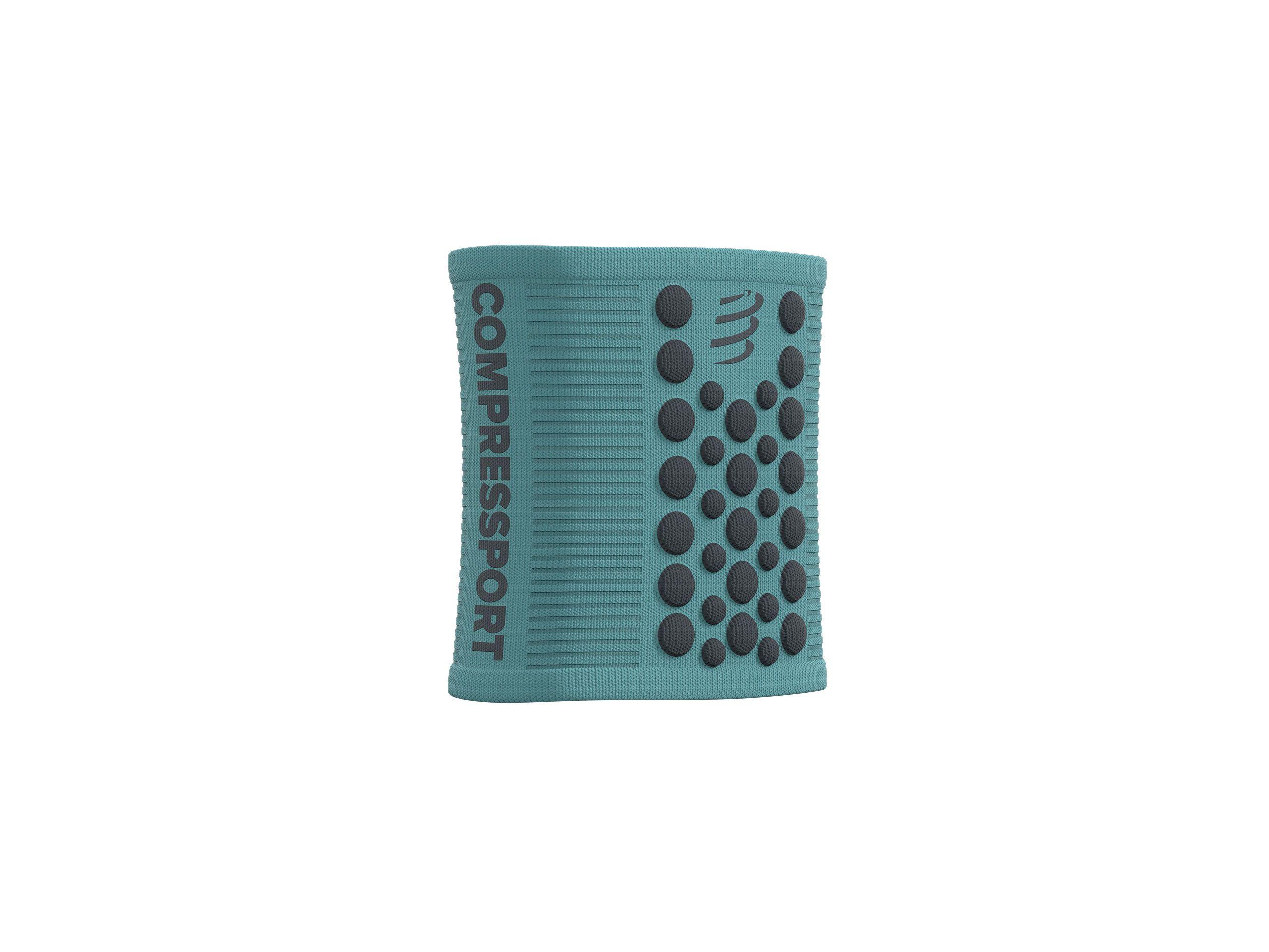 Sweatbands 3D.Dots - Nile Blue