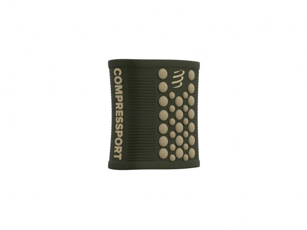 Sweatbands 3D.Dots - Dusty Olive