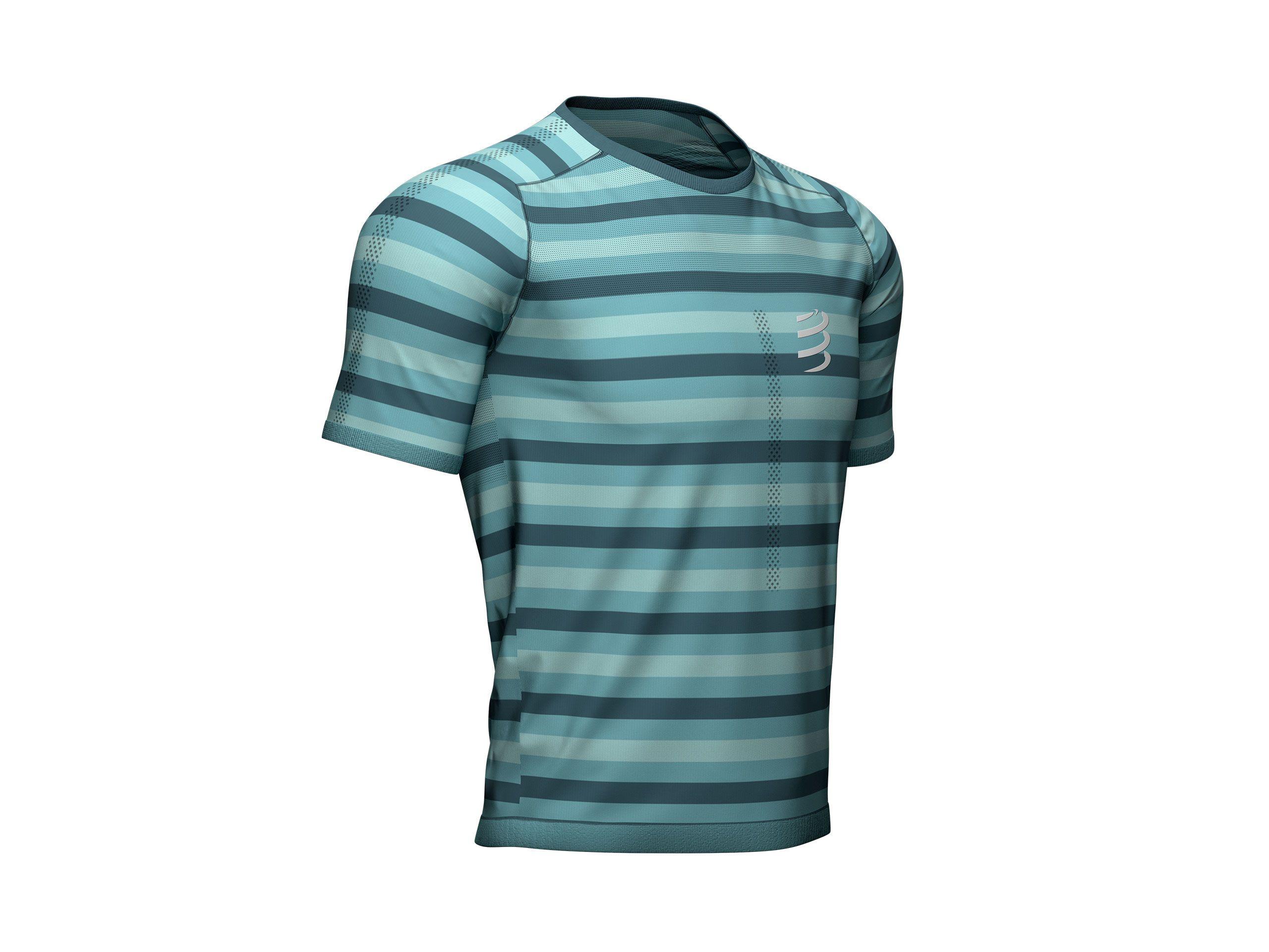 Performance SS Tshirt - Nile Blue