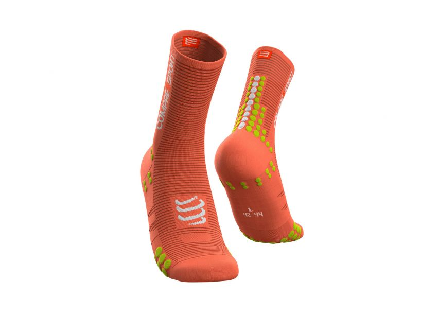 Pro Racing Socks v3.0 Bike - Coral