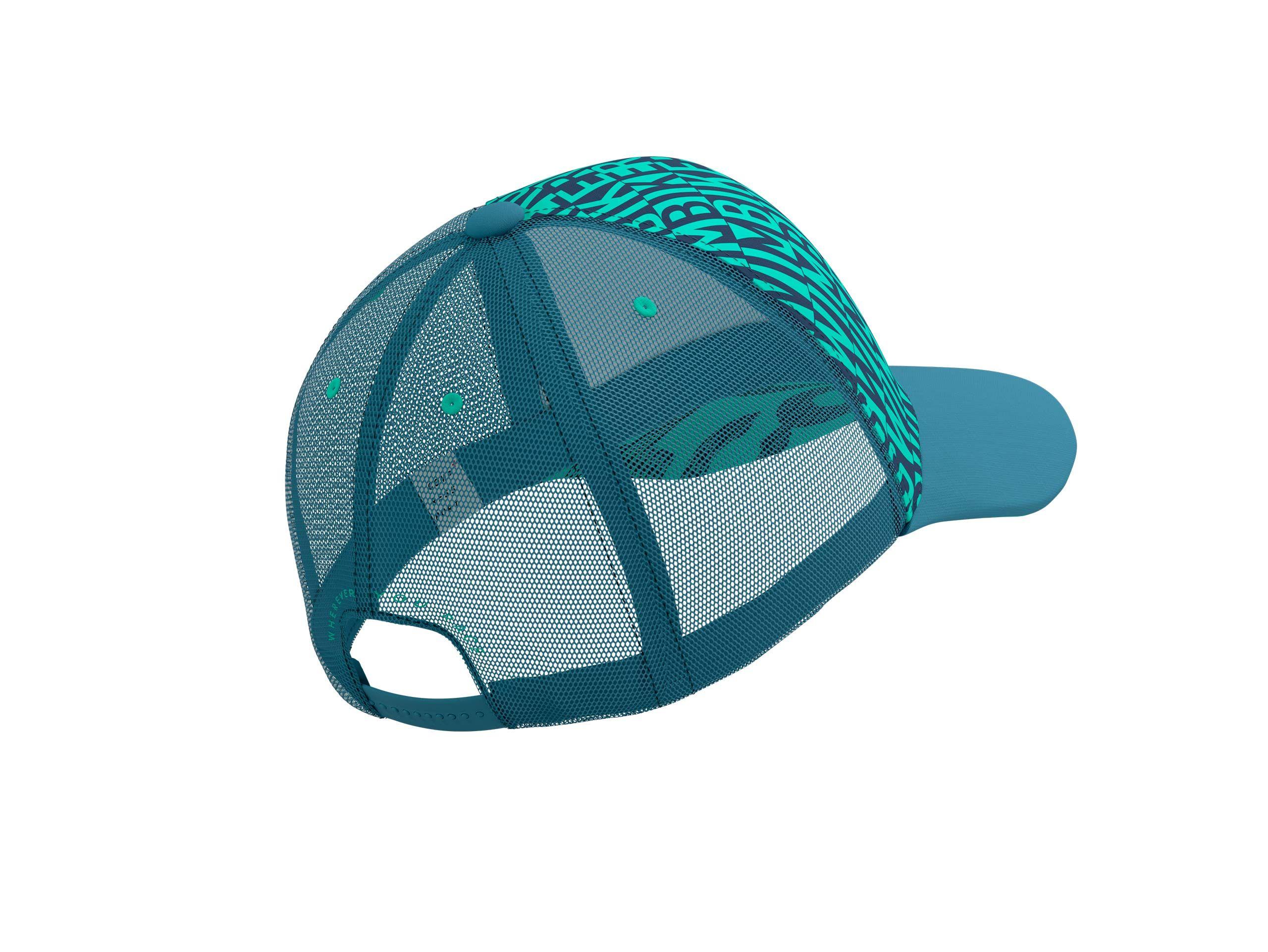 Trucker Cap - Born To SwimBikeRun 2021 MOONLIT OCEAN