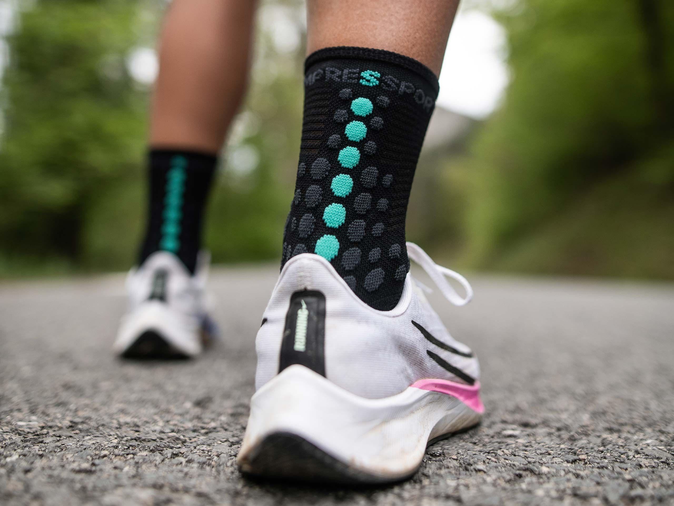 Pro Racing Socks v3.0 Run High - Black Edition 2021