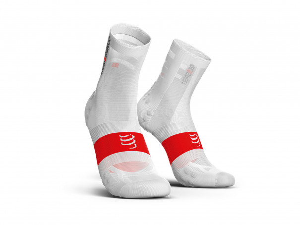Calcetines deportivos pro v3.0 Ultralight Bike blancos
