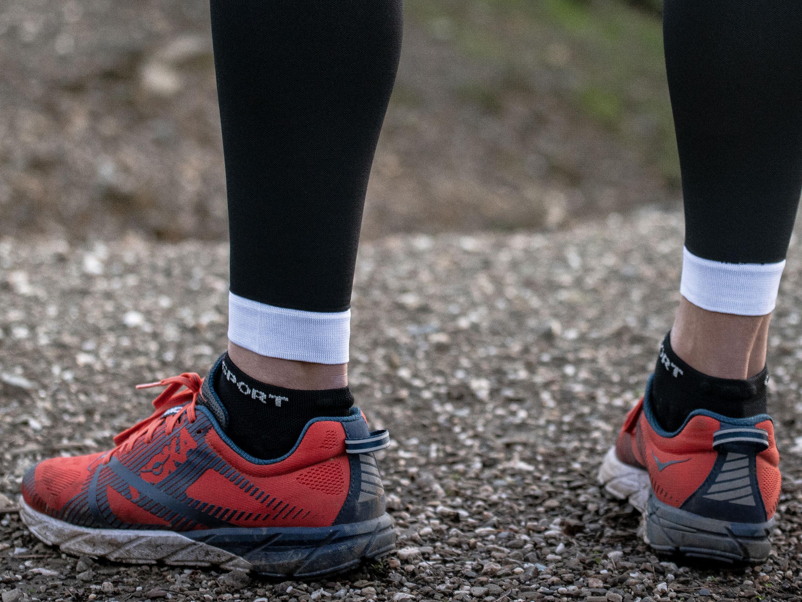 Calcetines deportivos pro v3.0 Run Low negros
