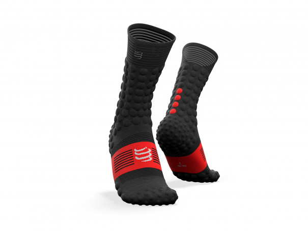 Calcetines deportivos pro v3.0 - Winter Run negros