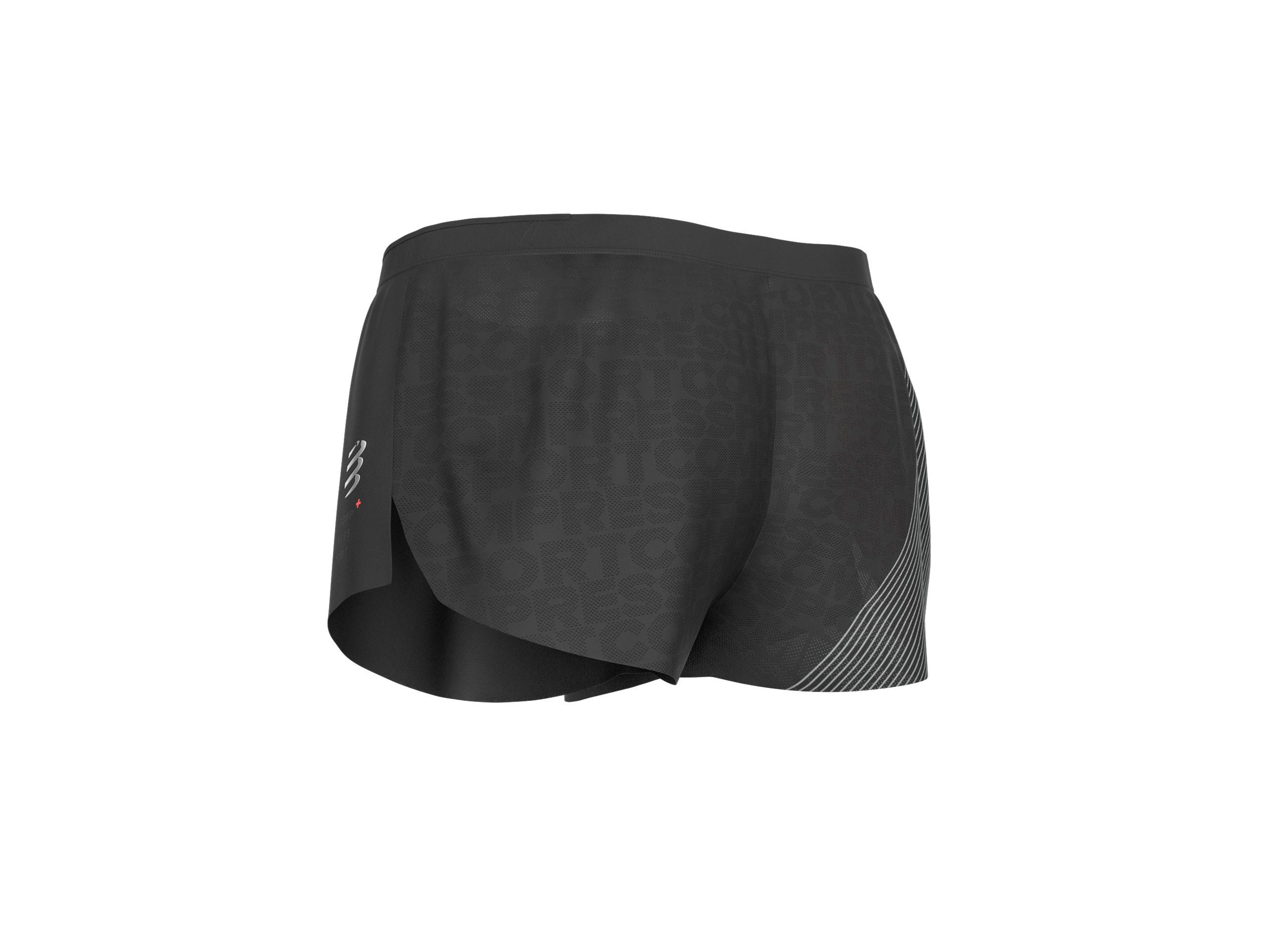 Pantalón corto deportivo H negro