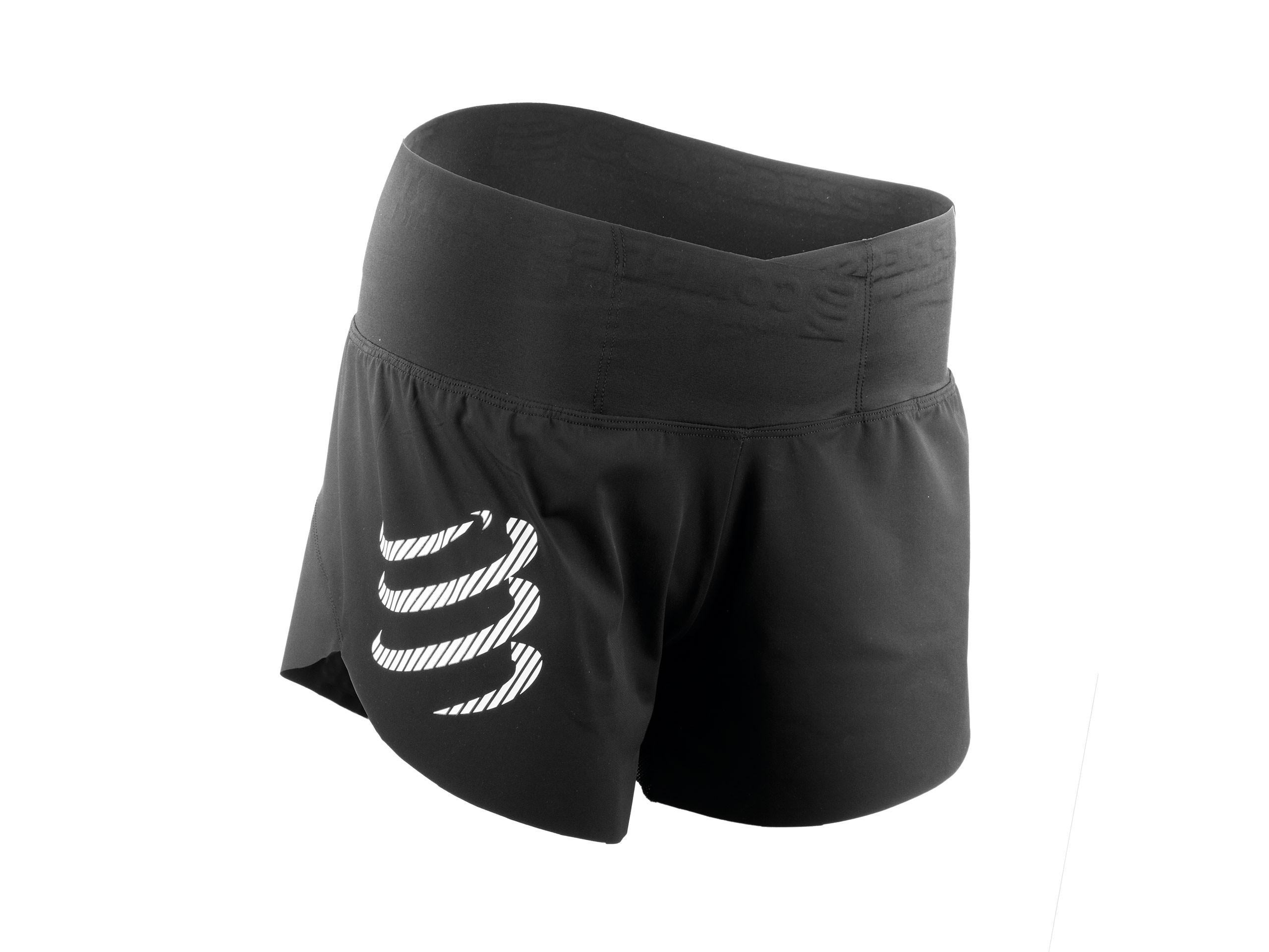 Pantalón corto deportivo M negro