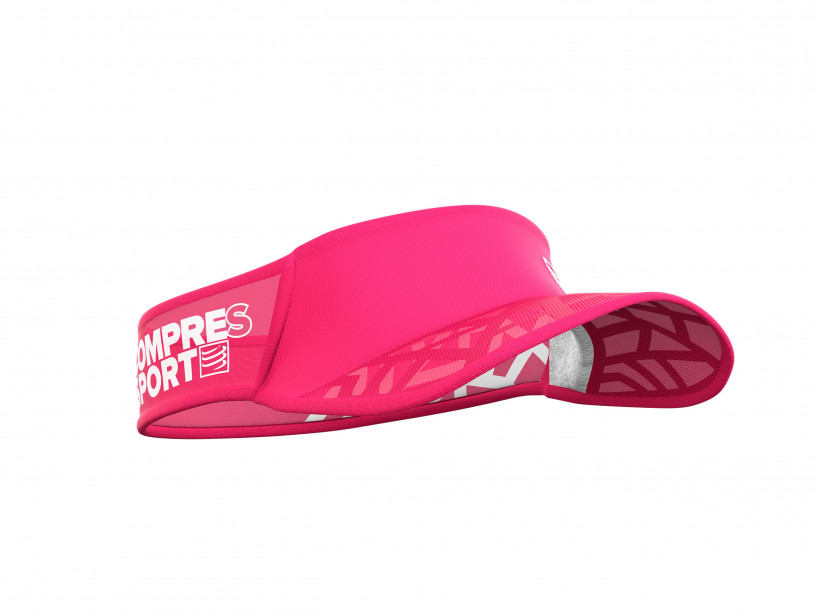 Visera Spiderweb Ultralight rosa