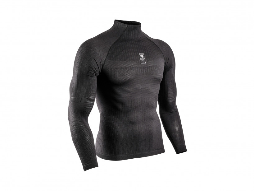 Camiseta 3D thermo 110 g ML negra