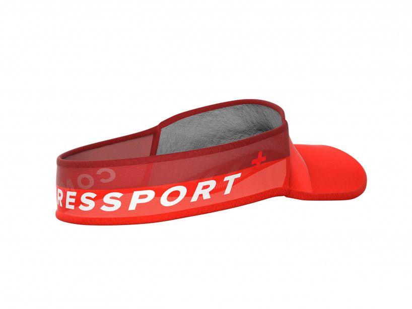 Visera Ultralight roja