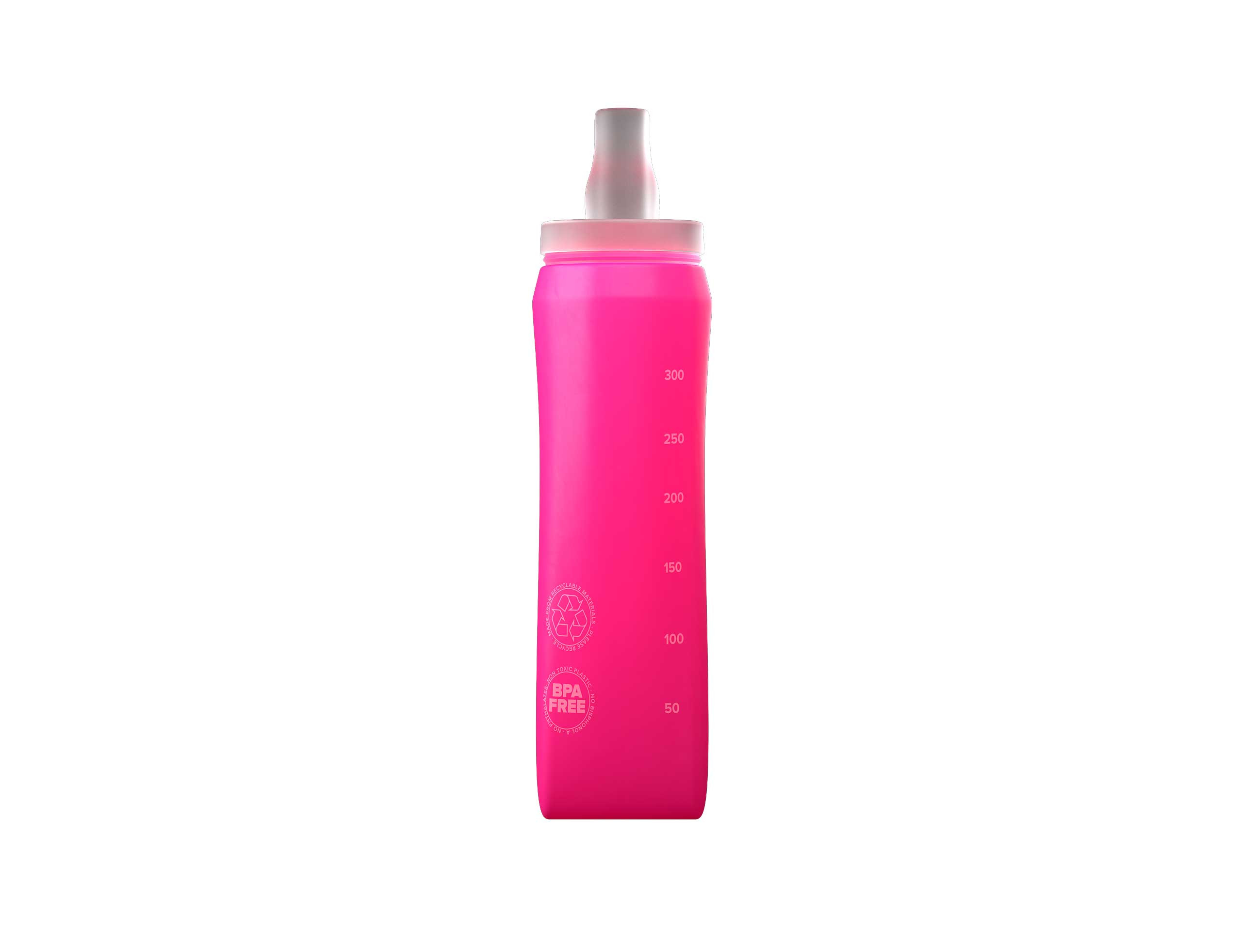 Botella ErgoFlask 300 ml rosa