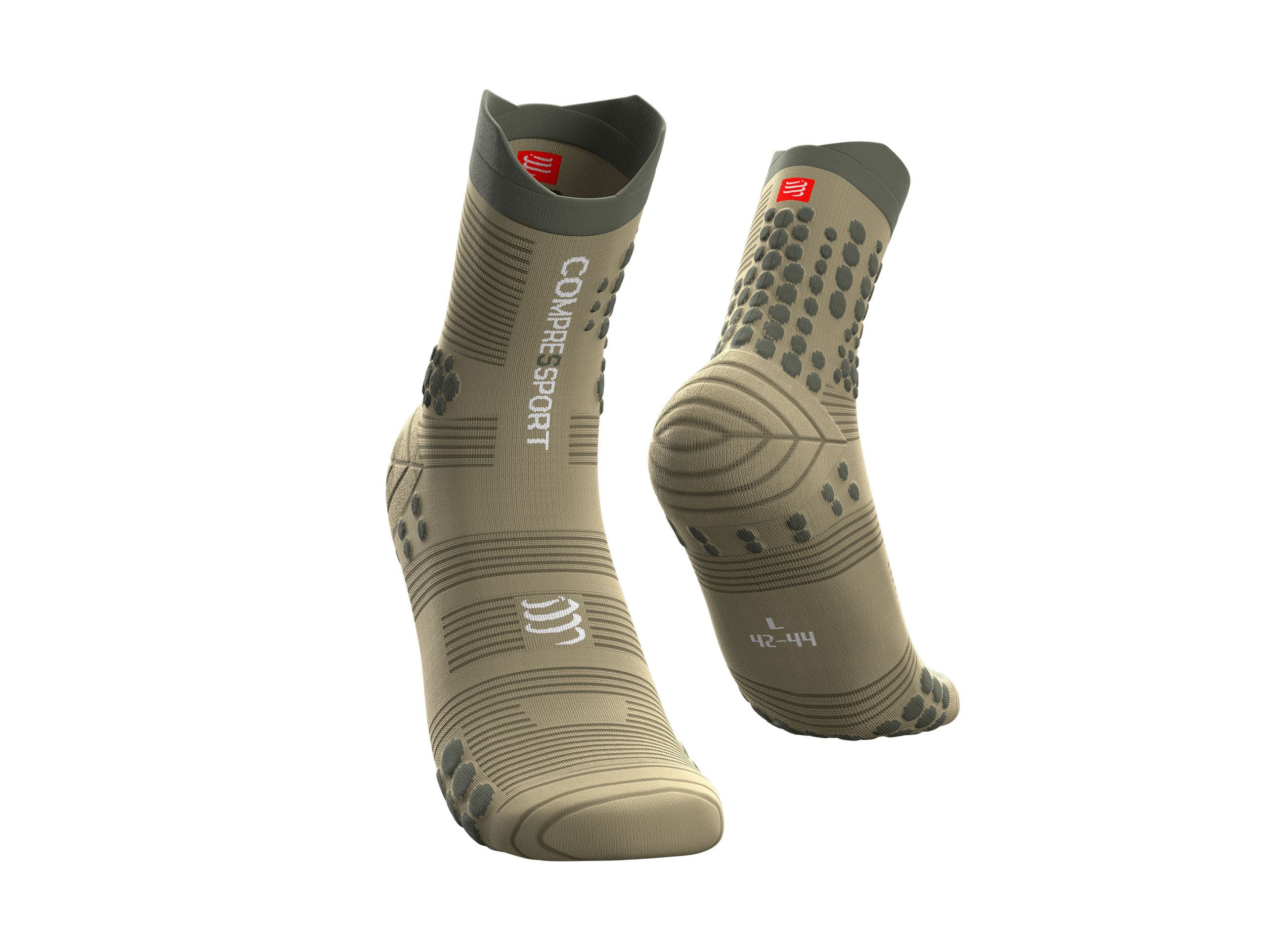 Calcetines Prs Trail - Dusty Olive