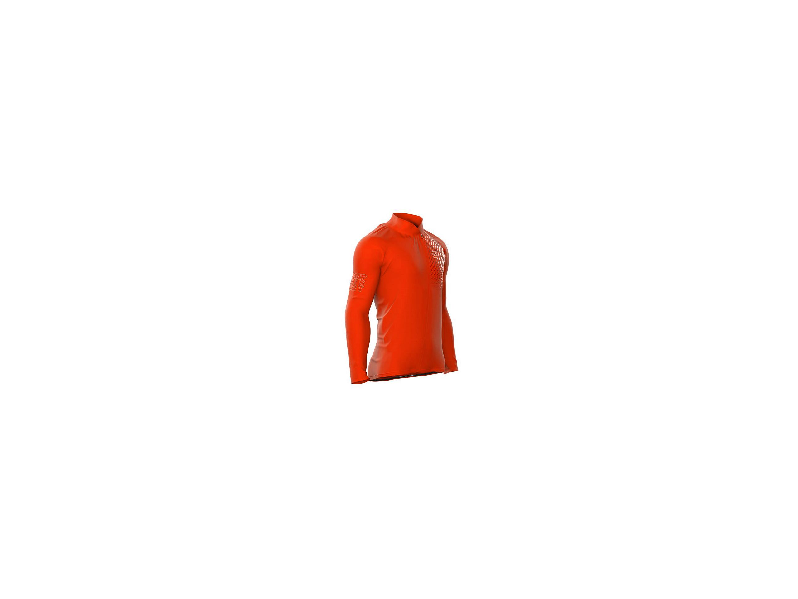 Hurricane Jacket v2 RED