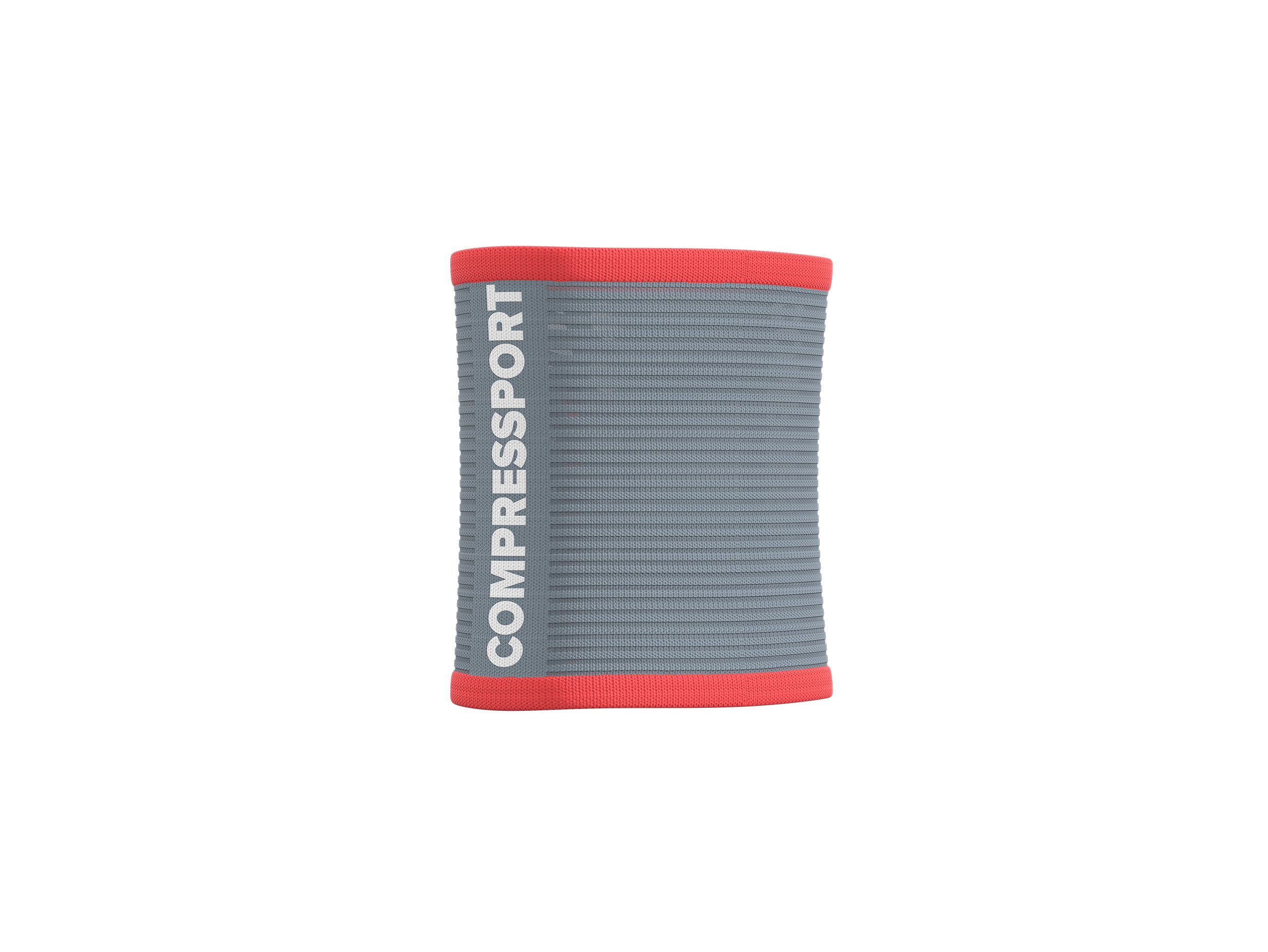 Sweatbands 3D.Dots GREY/CORAL