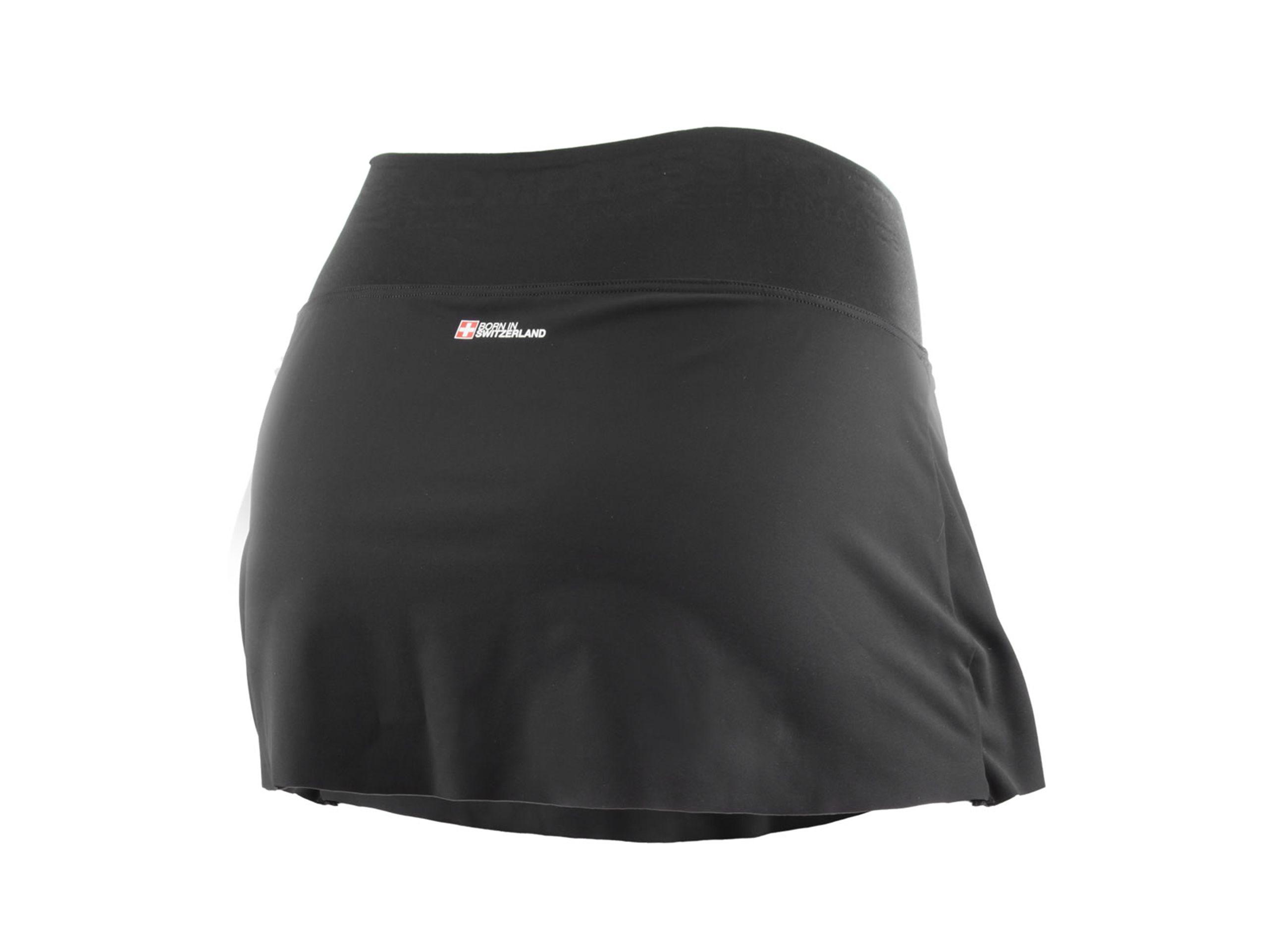 Racing Overskirt W BLACK