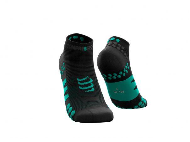 Pro Racing Socks v3.0 Run Low - Black Edition 2021 BLACK