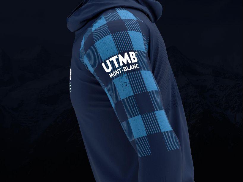 Ultra-Trail 180g Racing Hoodie - UTMB 2021