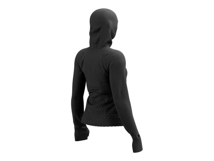 Winter Insulated 10/10 Jacket W BLACK