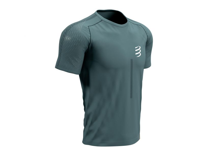 Performance SS Tshirt M - Silver Pine