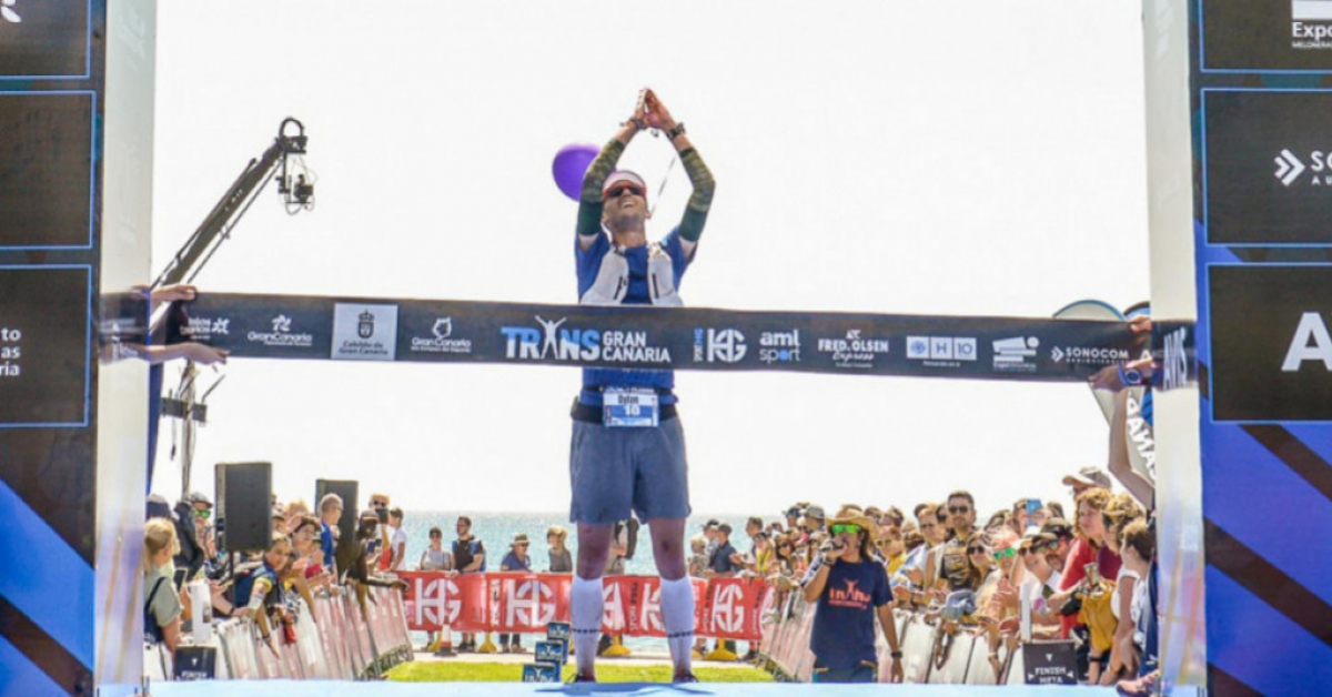 Transgrancanaria, a very strong field, an impressive Dylan Bowman