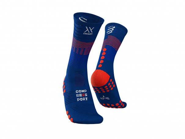 Mid Compression Socks BLUE