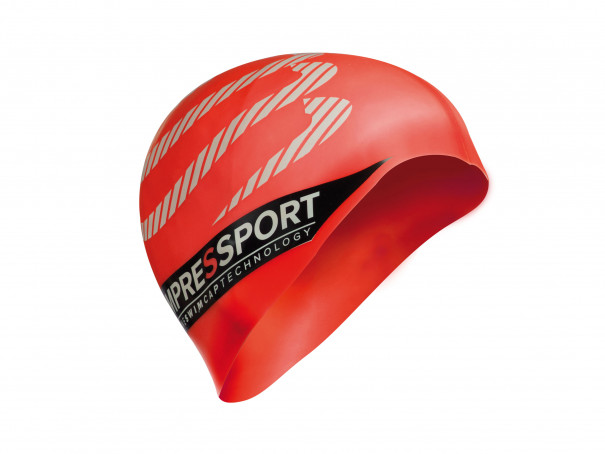 Swim Cap RED