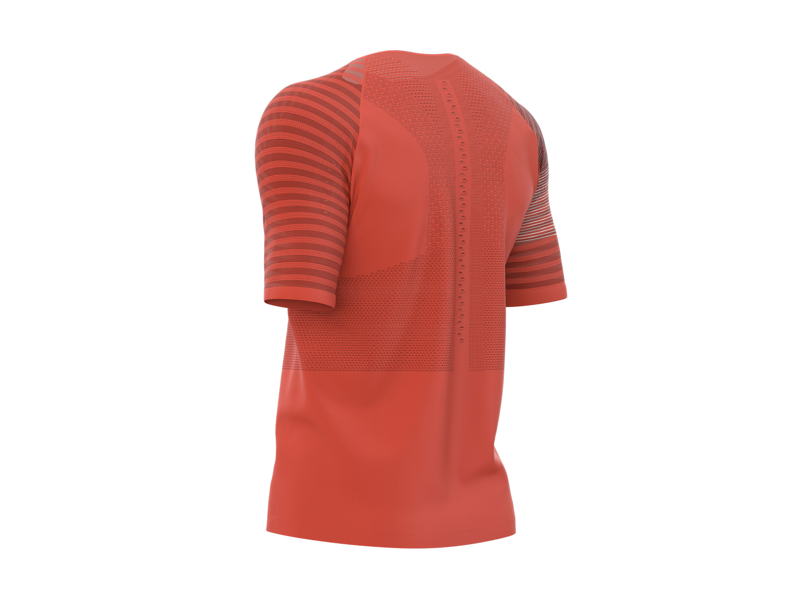 Racing SS Tshirt M BLOOD ORANGE