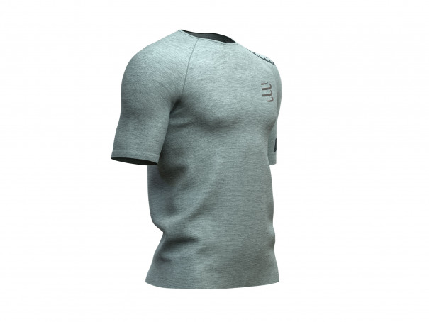 Training Tshirt SS - Born To SwimBikeRun 2019 GREY