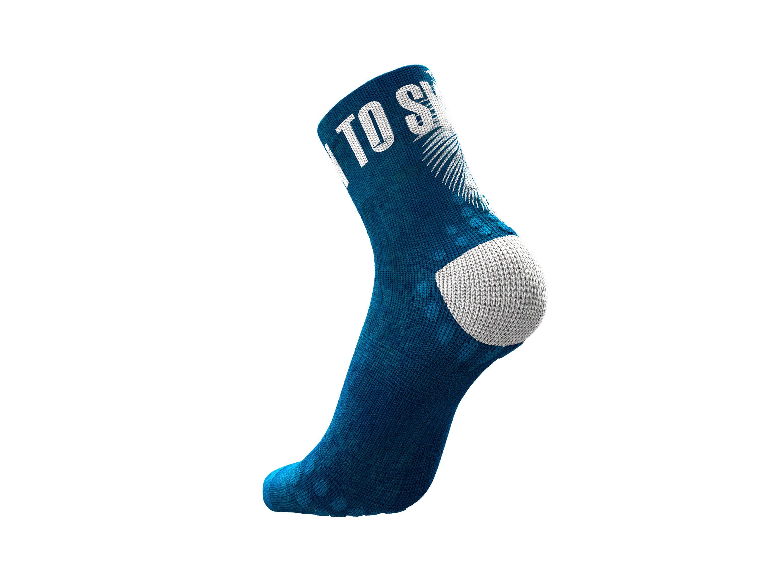Pro Racing Socks v3.0 Ultralight Run High - Kona 2019 BLUE
