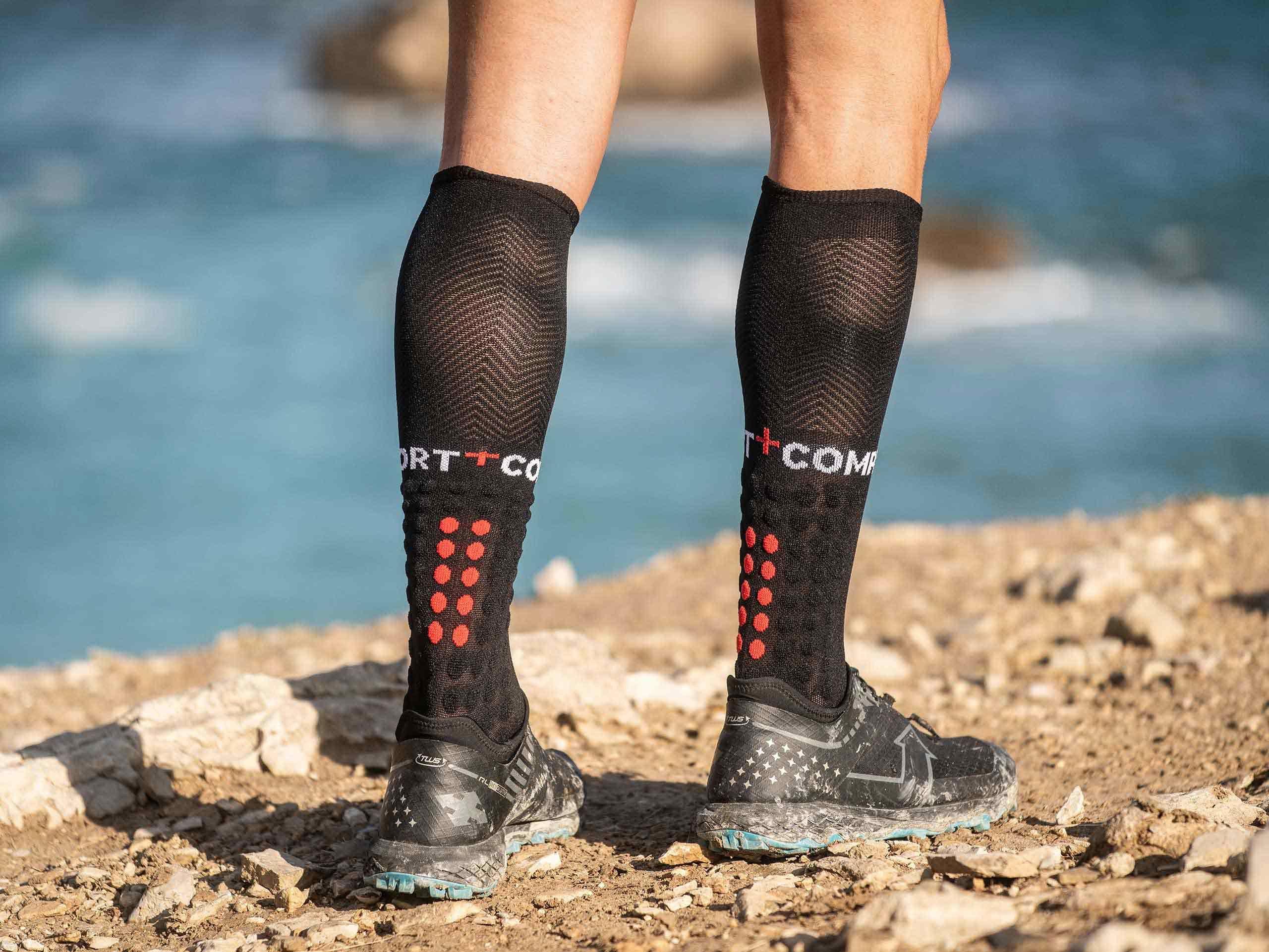 Full Socks Run noir