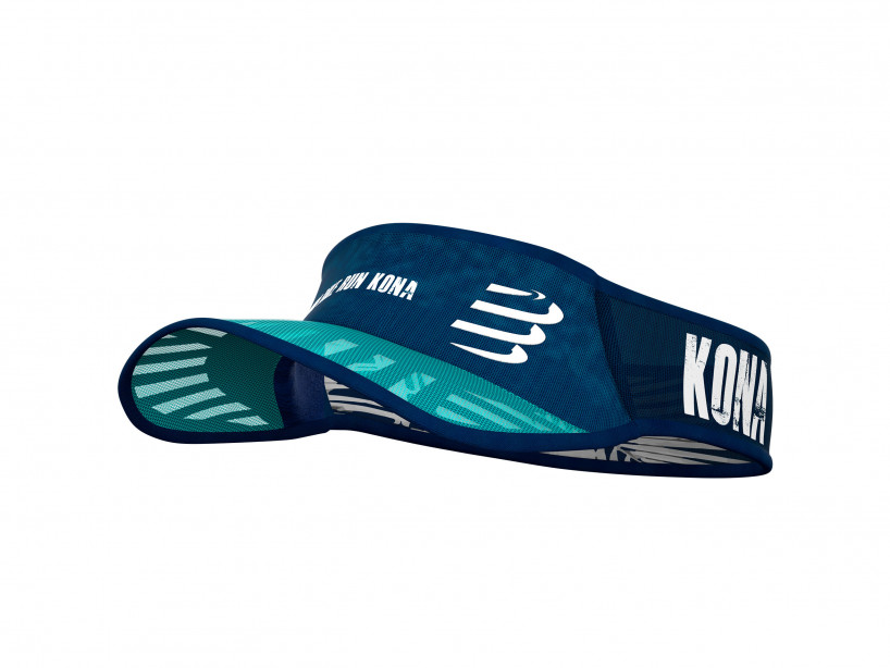 Spiderweb Ultralight Visor - Kona 2019 BLUE