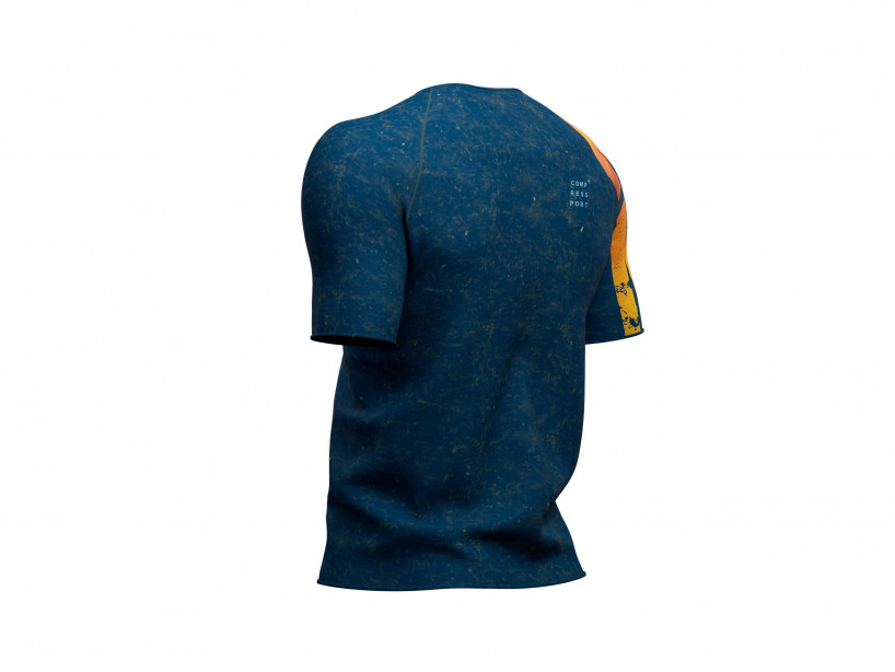 Training Tshirt SS - Kona 2019 BLUE