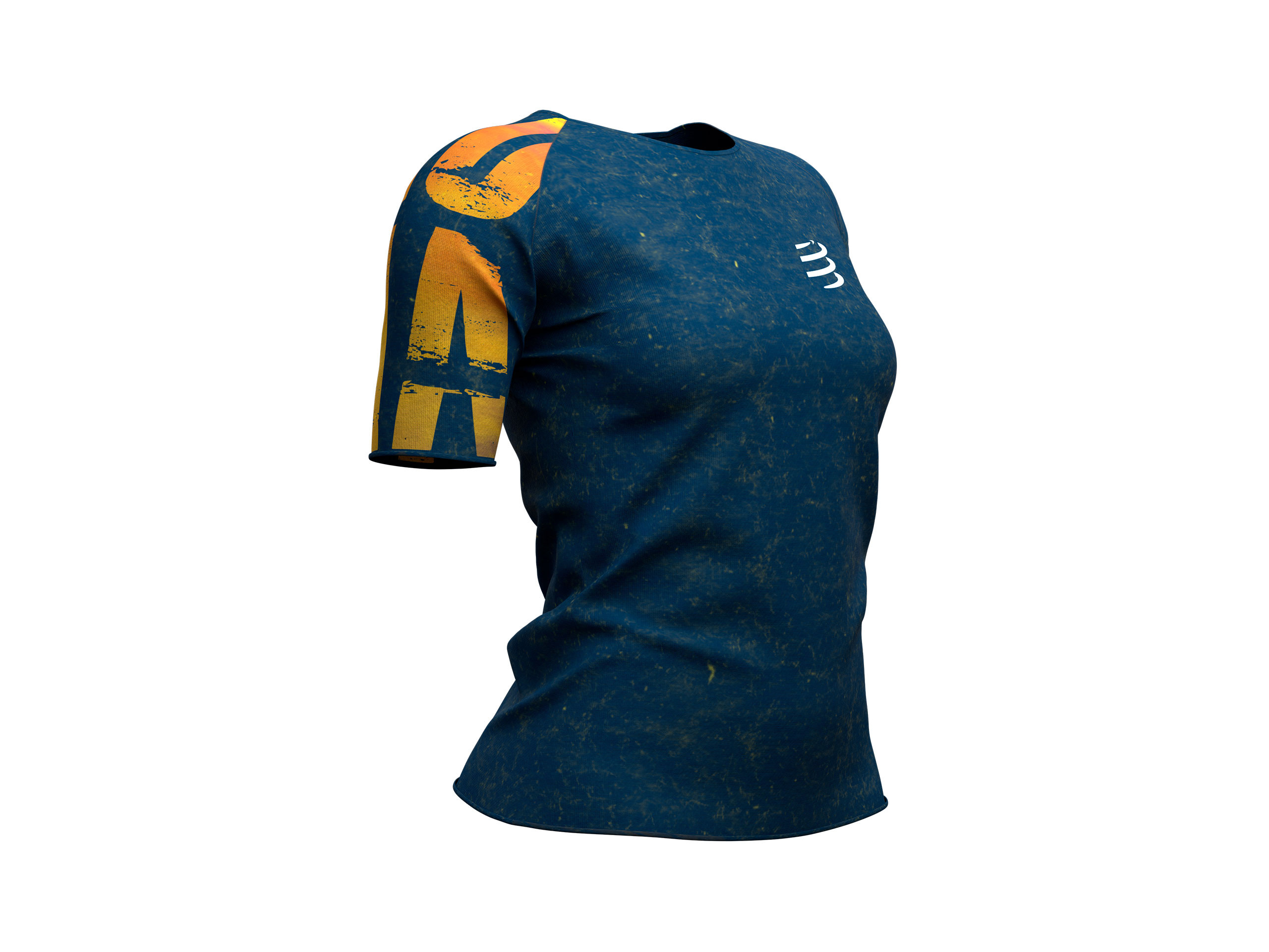 Training Tshirt SS W - Kona 2019 BLUE