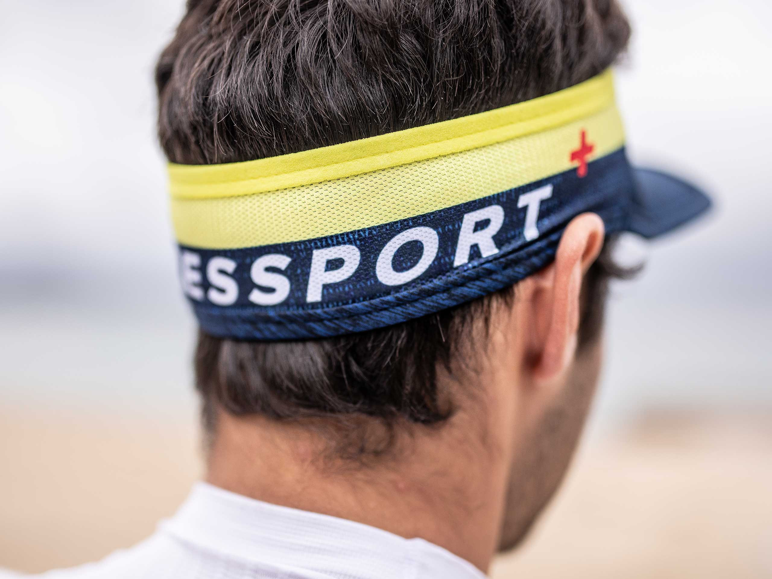 Visor Ultralight bleu/lime