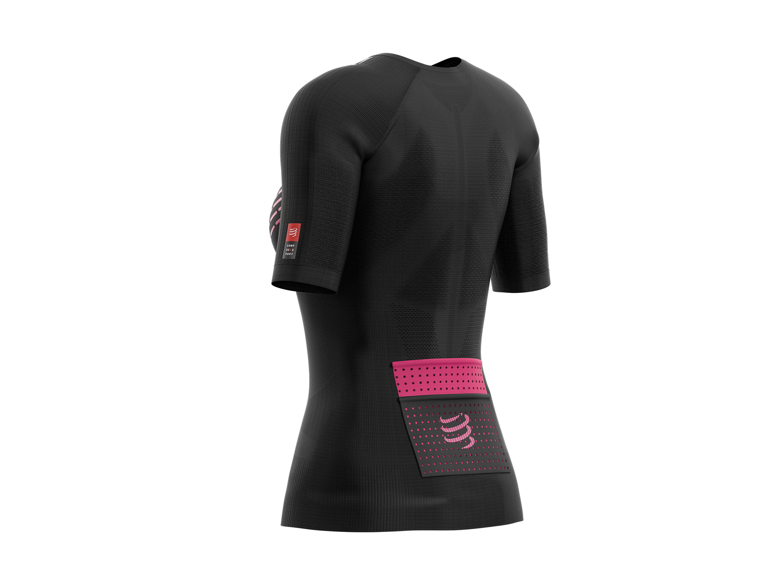 Trail Running Postural SS Top W BLACK
