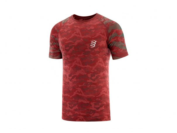 Training Tshirt SS - Camo Neon 2020