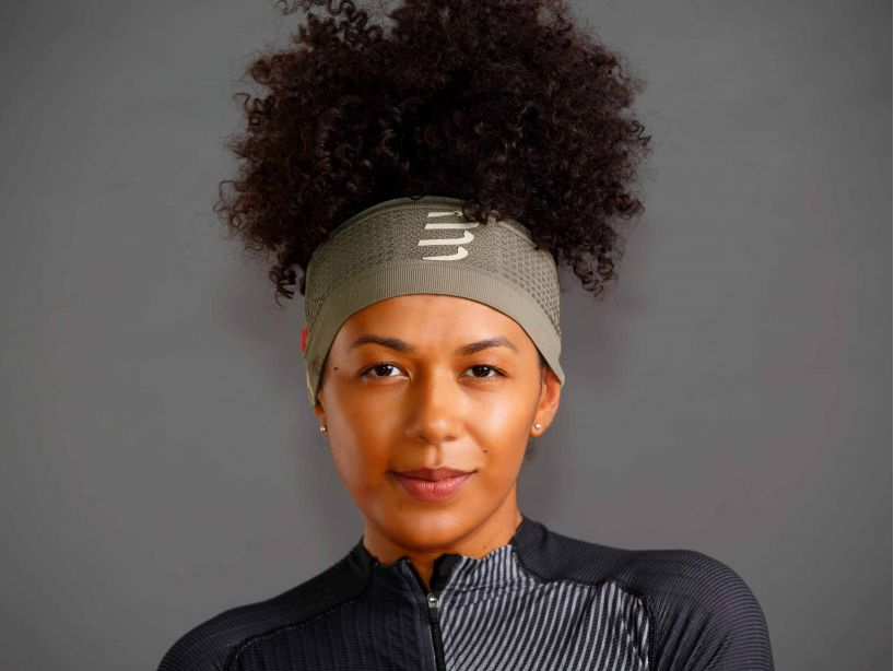 Headband On/Off DUSTY OLIVE