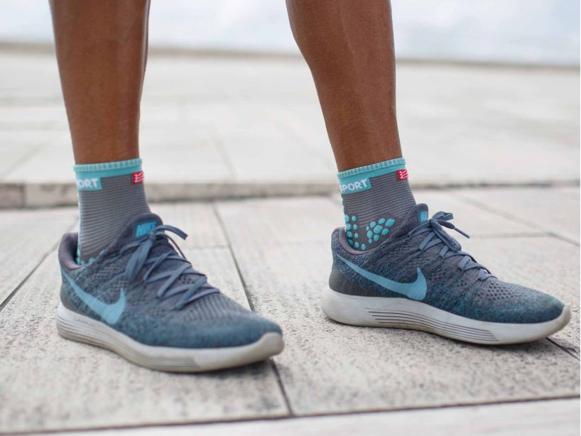 Pro Racing Socks v3.0 Run High NILE BLUE