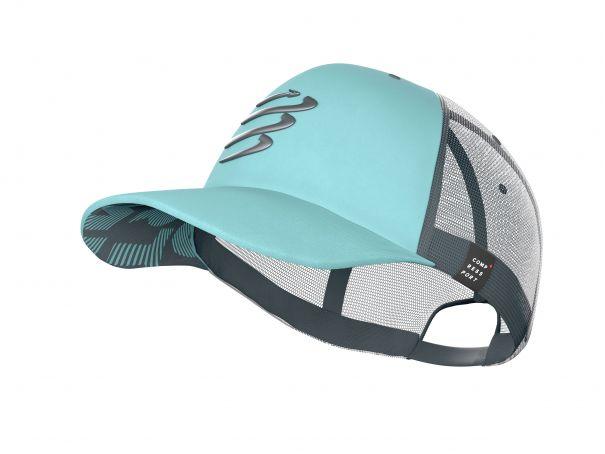 Trucker cap nile bleu