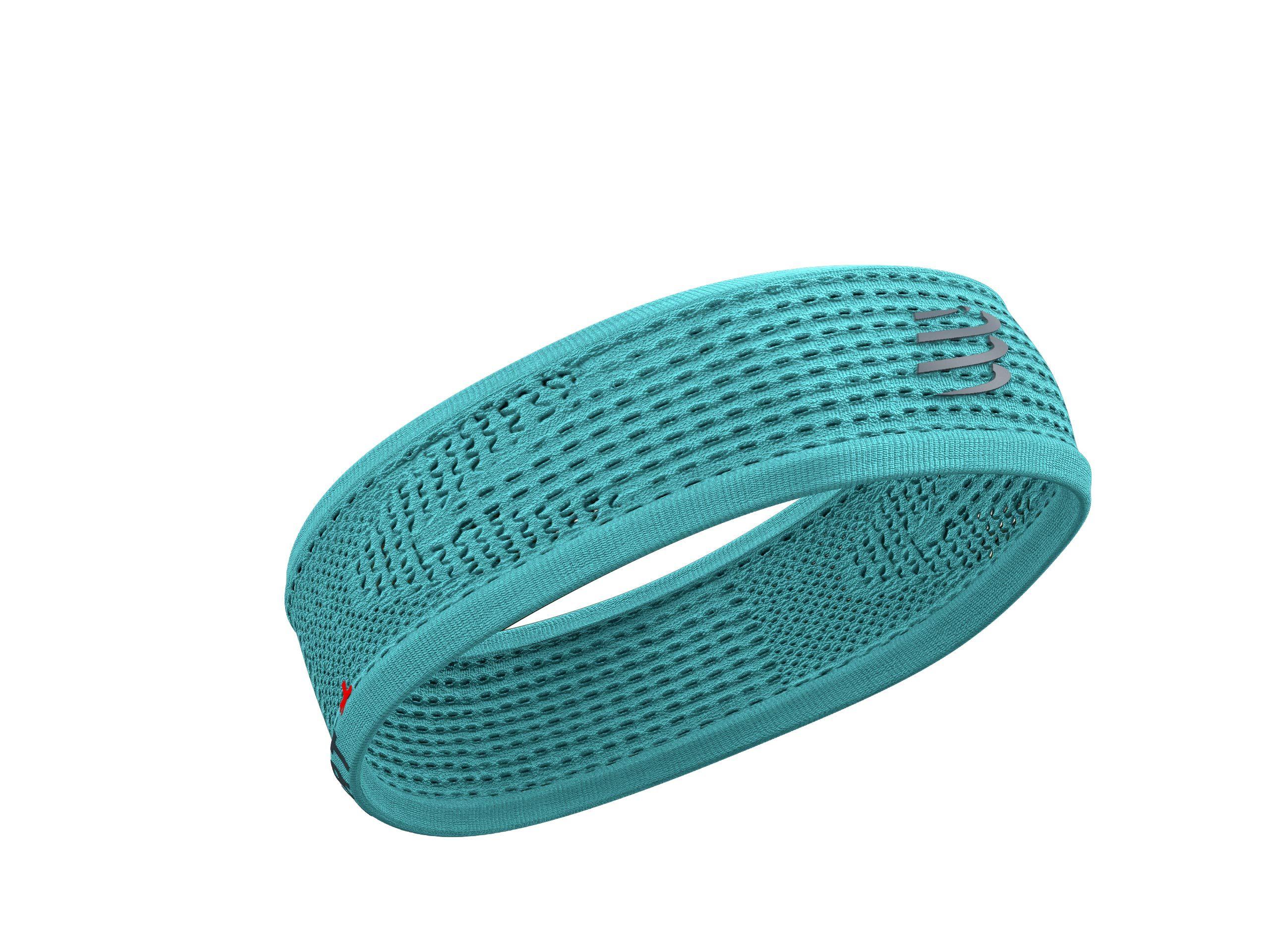 Thin headband on off bleu du nil