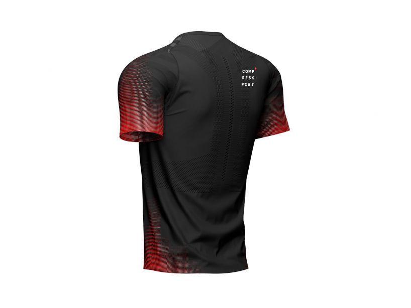 Racing SS Tshirt M BLACK