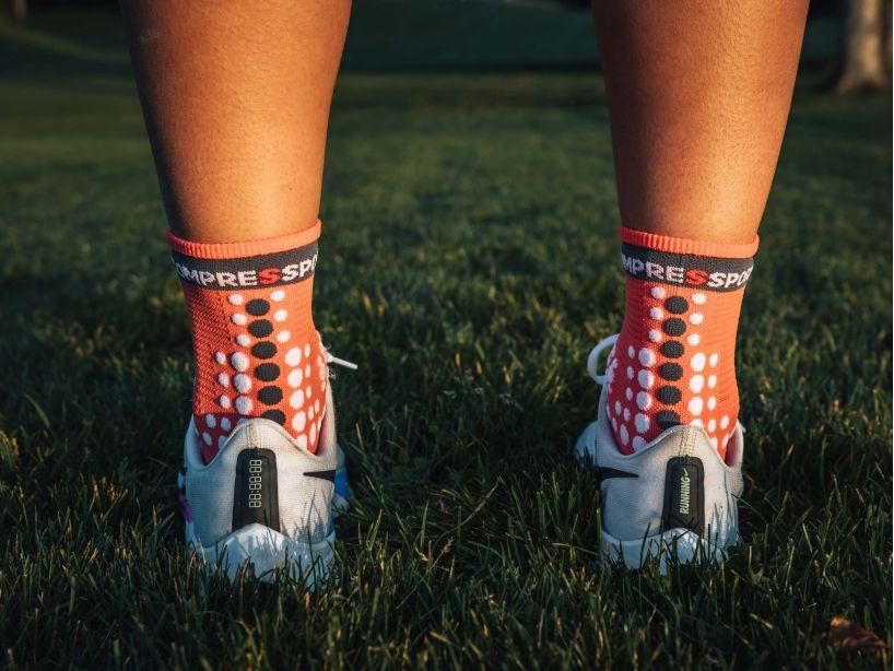 Pro Racing Socks v3.0 Run High - Corail