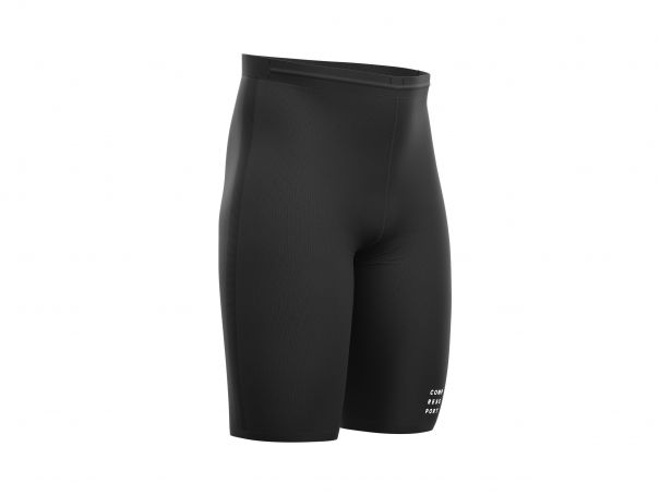 Compression Run Short noir