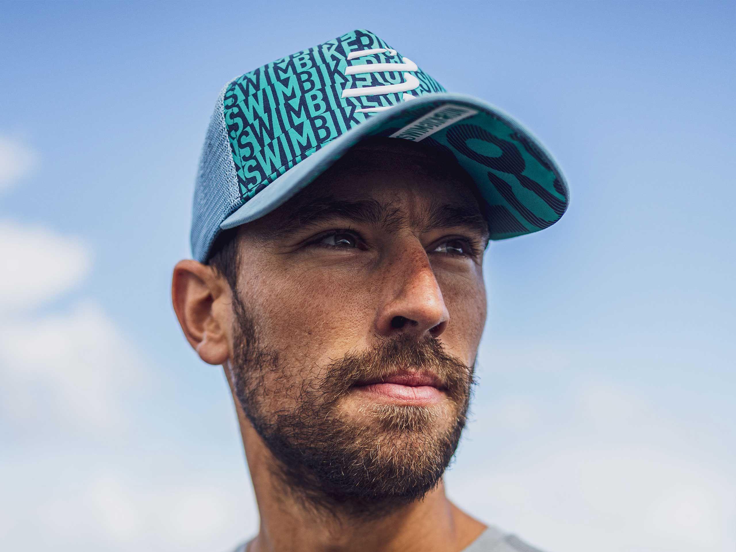 Trucker Cap - Born To SwimBikeRun 2021